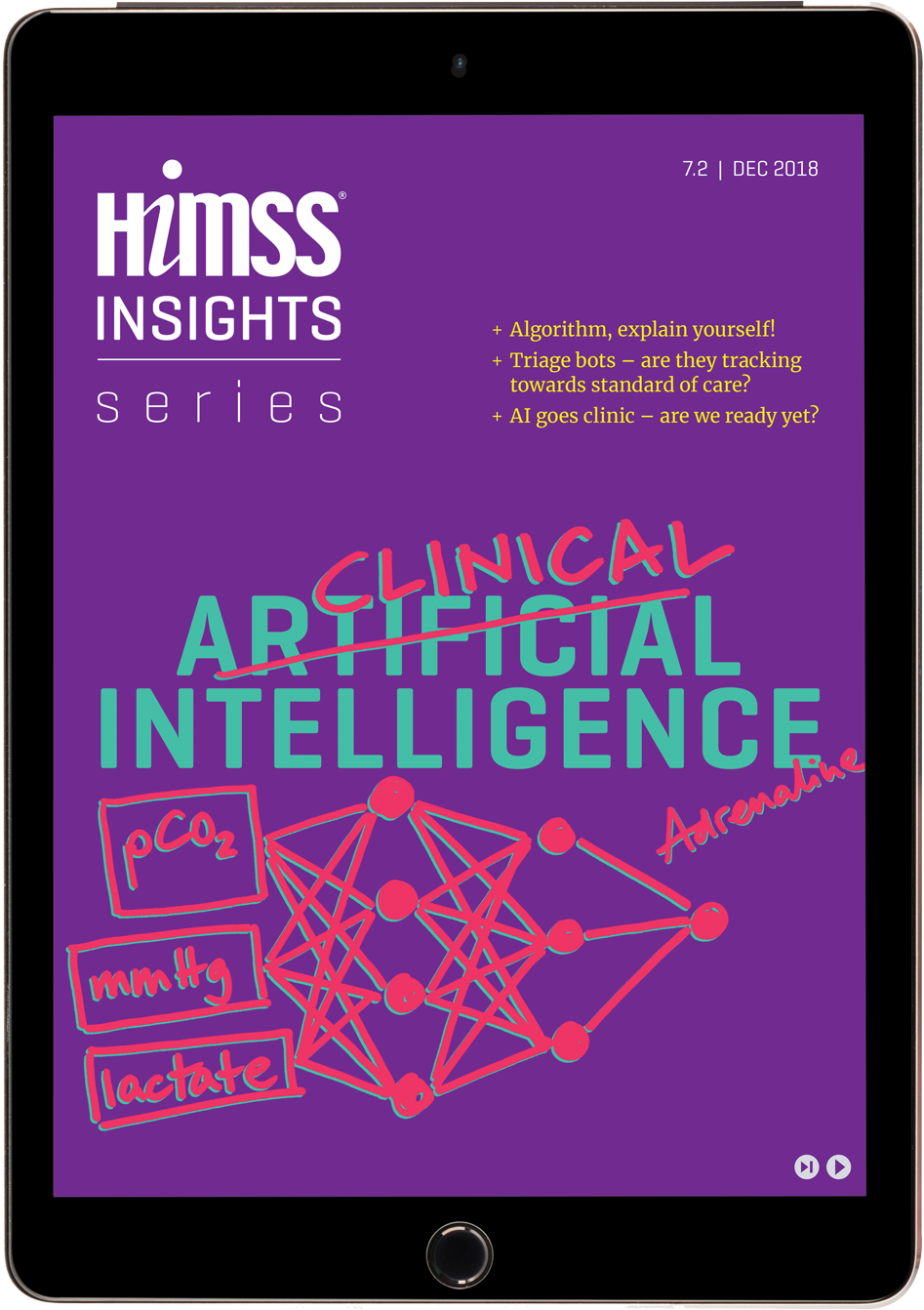 HIMSS Insights - Artificial Intelligence