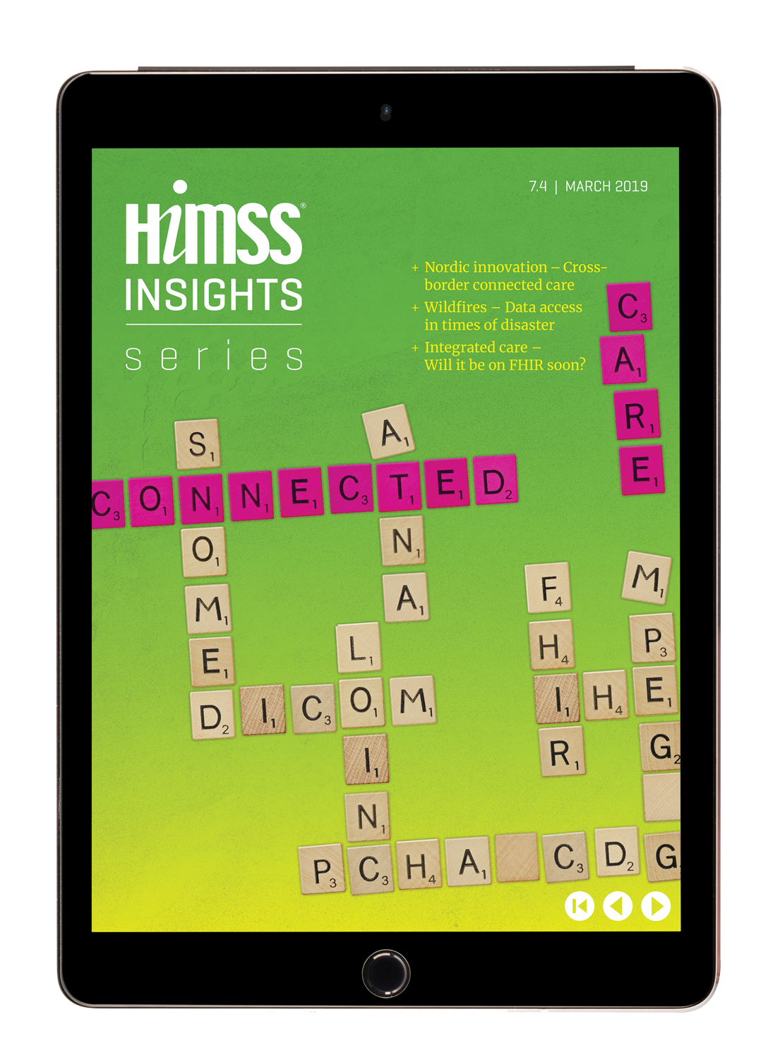 HIMSS Insights - Connected Care