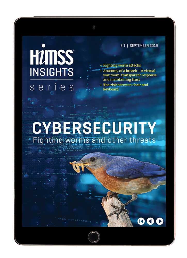 HIMSS Insights - Cybersecurity