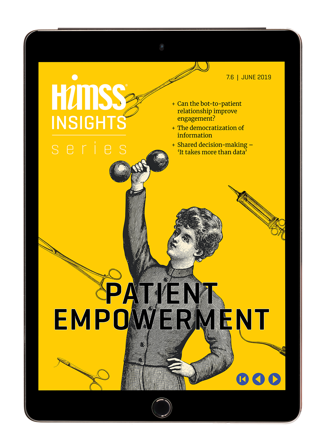 HIMSS Insights - Patient Empowerment