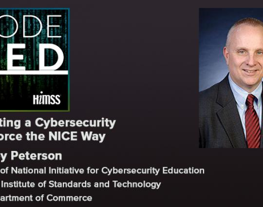 Episode #13: Educating a Cybersecurity Workforce the NICE Way