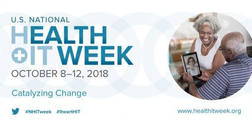U.S. National Health IT Week Starts Today
