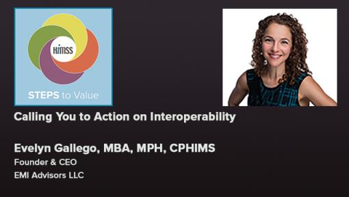 Episode #52: Calling You to Action on Interoperability