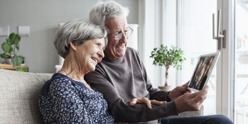 Supporting the Relationship Between Seniors and Patient Care Technology