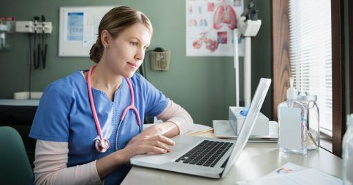 Providing virtual care to a patient