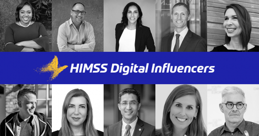 2020 HIMSS Digital Influencers