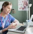 Provider utilizing telehealth